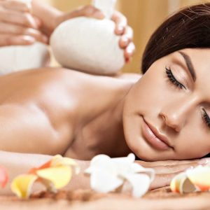 Thai Herbal Massage at Ocean Quest Spa