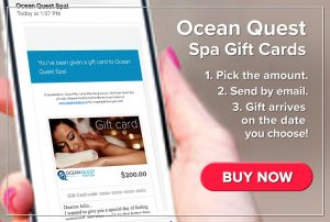 Spa Gift Cards in St. John's