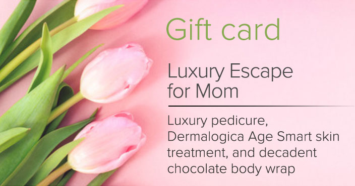 luxury escape for mom gift card ocean quest spa. Black Bedroom Furniture Sets. Home Design Ideas