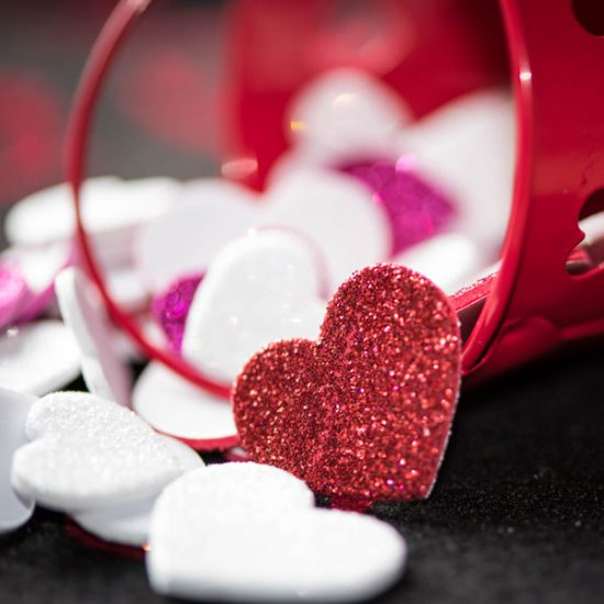 The Hearts Content Valentines Gift Card